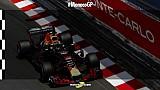 La parrilla de salida del GP de Mónaco de Fórmula 1