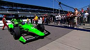 Indy 500: Highlights, Carb Day