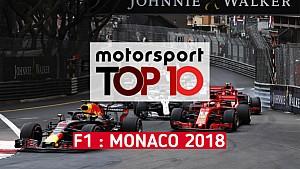 Top 10 - Grand Prix de Monaco