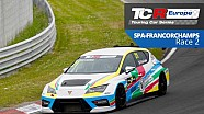 LIVE - TCR Europe - Spa - Course 2