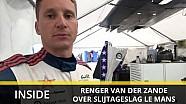 Renger van der Zande over slijtageslag Le Mans