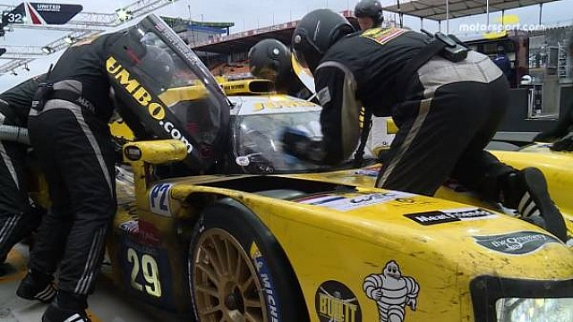 Le Mans: Pitstop Racing Team Nederland