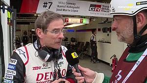 24 Heures du Mans 2018 - Interview de Pascal Vasselon