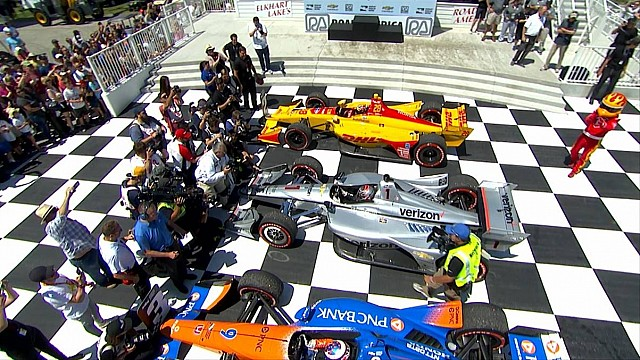IndyCar: Highlights Elkhart Lake