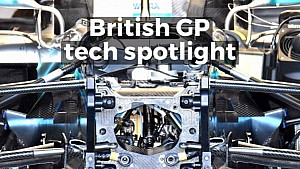 British GP tech spotlight