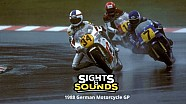 Sights & Sounds: GP de Alemania de 1988