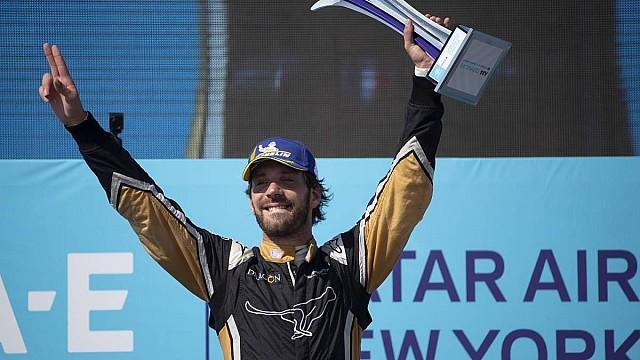 Formula E FE NY EPrix Highlights