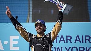 Formula E NY EPrix Highlights