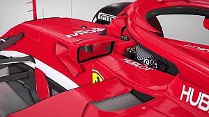F1 adjusts its mirrors